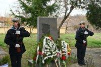 ВМС почете паметта на Димитър Атанасов Димитров