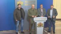 Брифинг на Министерски съвет: Все още не може да се каже категорично, че става въпрос за наличие на коронавирус
