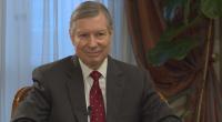 """Бившият американски посланик Джеймс Уорлик в специално интервю за """"Панорама"""""""
