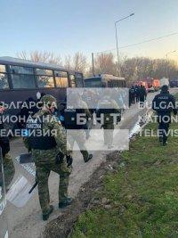 снимка 2 Фронтекс се включи в охраната на границата между Турция и Гърция