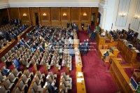 снимка 5 Заседание в НС за предложеното въвеждане на извънредно положение