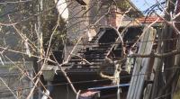 Пожар унищожи дърводелска работилница в Русе