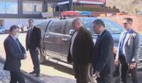 Премиерът Борисов инспектира завода за защитни облекла в Габрово