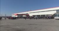 Хасковски работници излязоха на протест, защото не ги пускат в отпуск