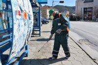 Предприемат спешни мерки за дезинфекция в Благоевград