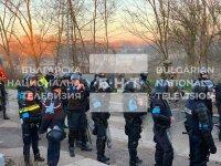 Фронтекс се включи в охраната на границата между Турция и Гърция