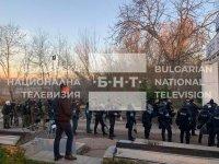 снимка 1 Фронтекс се включи в охраната на границата между Турция и Гърция
