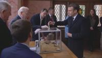 Ниска избирателна активност във Франция