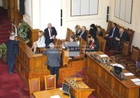 снимка 6 Заседание в НС за предложеното въвеждане на извънредно положение