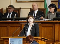 снимка 1 Заседание в НС за предложеното въвеждане на извънредно положение
