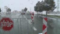 Няма колони от автомобили на изхода на Благоевград