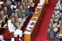 Депутатите гласуваха глоба до 5000лв. при неспазване на изолацията