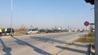 13 КПП-та регулират движението при извънредни мерки на изходите на Пловдив