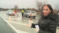 """Няма напрежение на входа на Варна от АМ """"Хемус"""""""
