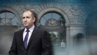 Държавният глава Румен Радев проведе среща с управителя на БНБ Димитър Радев