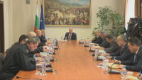 Среща при президента относно мерките за ограничаване на разпространението на COVID-19