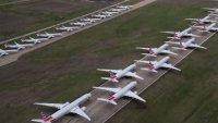 Няма достатъчно места за домуване на самолетите