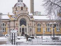 снимка 11 Снежна София през март