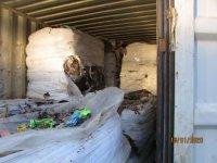 Още 20 контейнера с италиански отпадъци напуснаха България