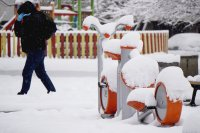 снимка 19 Снежна София през март
