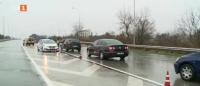 Спокойна е ситуацията на влизане във Варна