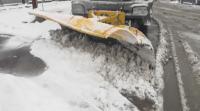 Усложнена зимна обстановка в област Враца, след обилния снеговалеж