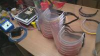 Русенският университет произвежда части за обдишващи апарати с 3D принтер