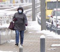 снимка 10 Снежна София през март