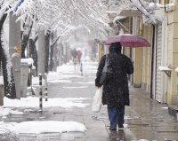 снимка 2 Снежна София през март