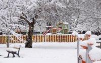 снимка 18 Снежна София през март