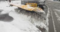 Села в Ломско без ток след обилния снеговалеж