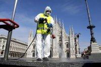 Европа продължава борбата с пандемията COVID-19