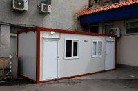"""снимка 1 """"Пирогов"""" обособи помещение за преглед на пациенти със съмнения за коронавирус"""