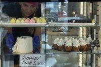 99-годишна пребори COVID-19 с десерти