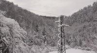 Заради снега: Община Рудозем обяви бедствено положение, села в Смолянско са без ток