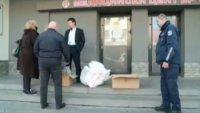 """Синдикалната федерация на МВР с дарение за пловдивската болница """"Св. Мина"""""""