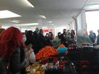 Ангел Кунчев посети пазара в Пловдив
