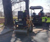21 екипа извършват текущи улични ремонти в София