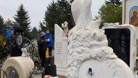 снимка 5 Родители и близки почетоха паметта на децата, загинали в Лим