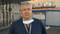 """Проф. Балтов: Пациентите с COVID-19 в """"Пирогов"""" първо са били на домашно лечение с антибиотици"""