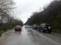 Свлачище затвори пътя Пловдив-Пещера