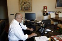 Борисов свиква извънредно дистанционно заседание на правителството
