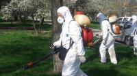 Започна обработка срещу кърлежи в паркове и градини в София