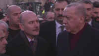 Ердоган не прие оставката на вътрешния министър