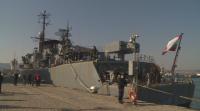 Тестват екипажа на наш военен кораб, върнал се от международно учение