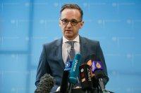 Хайко Маас: Германия ще обяви Корона-председателство