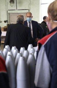 снимка 1 Президентът призова за навременни социално-икономически мерки