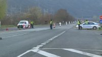 Спокоен е трафикът на Е79 край Благоевград