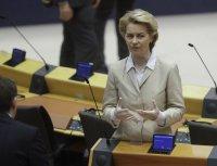 Урсула фон дер Лайен поздрави българите за Великден
