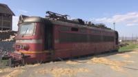 Локомотив се запали на гарата в Карнобат